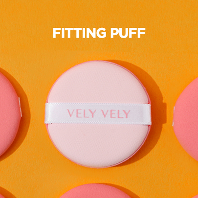 VELY VELY Fitting Puff  [5ea]