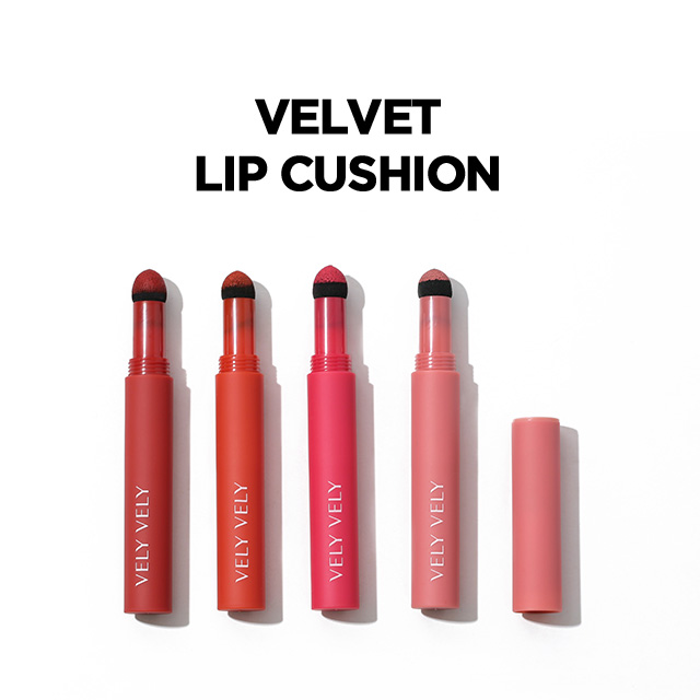 Vely Vely Velvet Lip Cushion